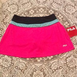 Fila athleisure skirt